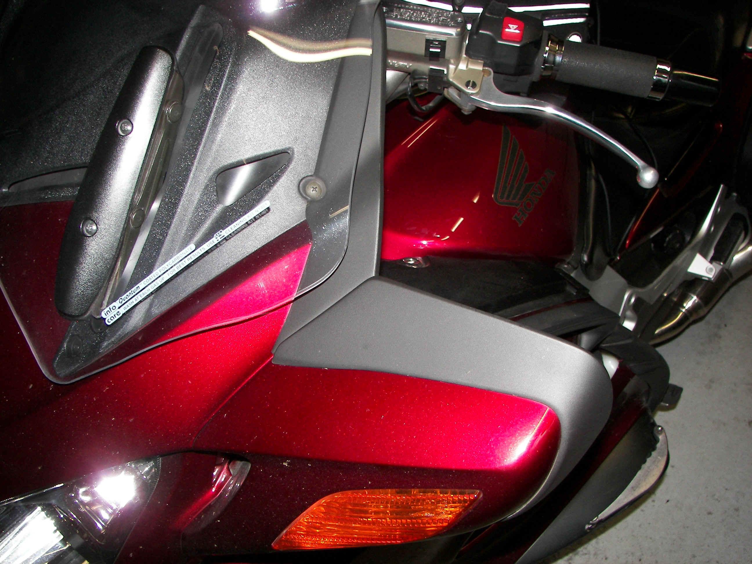 Honda St1300 Farkles